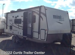 New 2017  Forest River Rockwood Mini Lite 2504S by Forest River from Curtis Trailer Center in Schoolcraft, MI