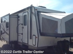 New 2017  Forest River Rockwood Roo 23IKSS by Forest River from Curtis Trailer Center in Schoolcraft, MI
