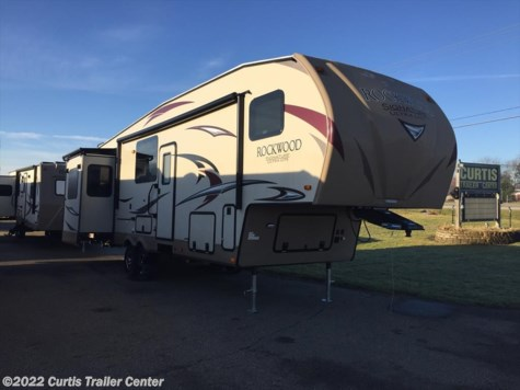 2018 Forest River Rockwood Signature Ultra Lite  8298WS