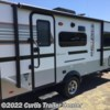 2018 Forest River Rockwood Geo Pro G19FBS  - Travel Trailer New  in Schoolcraft MI For Sale by Curtis Trailer Center call 800-606-4485 today for more info.