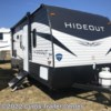 New 2020 Keystone Hideout 176LHS For Sale by Curtis Trailer Center available in Schoolcraft, Michigan