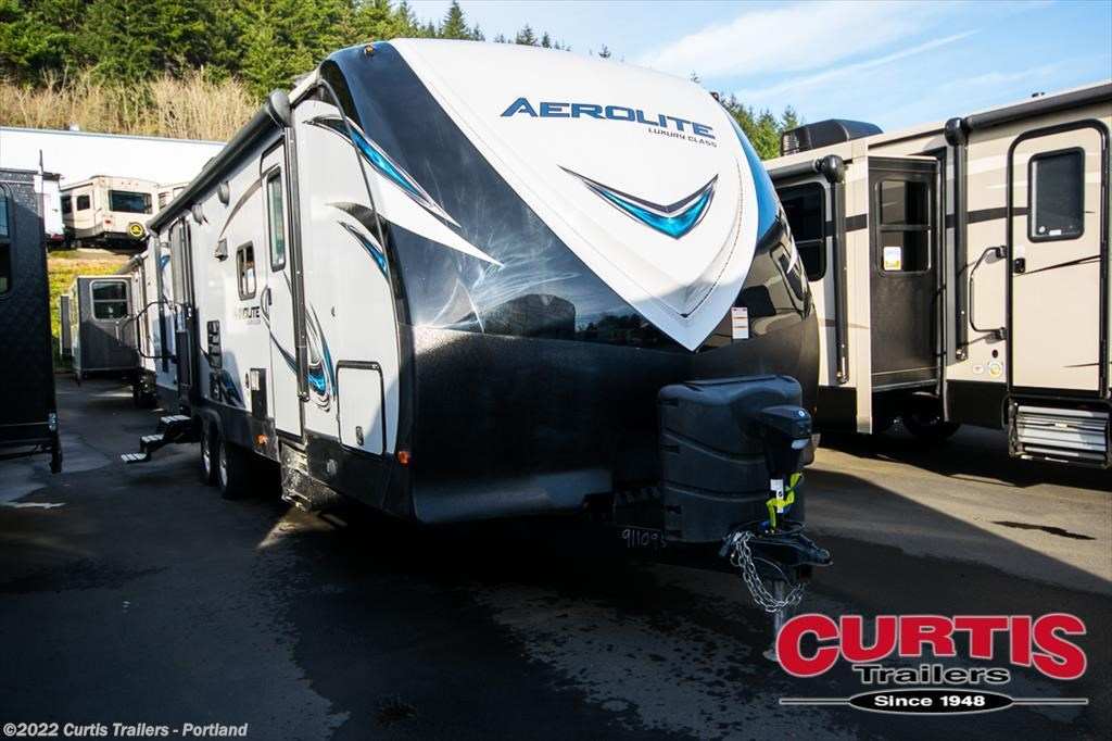 Original 2017 Dutchmen RV Aerolite 284bhsl For Sale In Portland OR