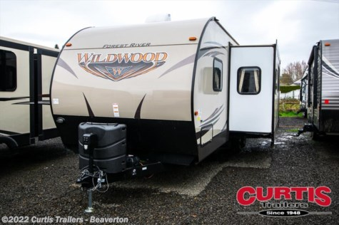 2016 Forest River Wildwood  27rbss