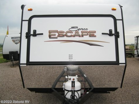 2015 K-Z Spree Escape  E20RBT