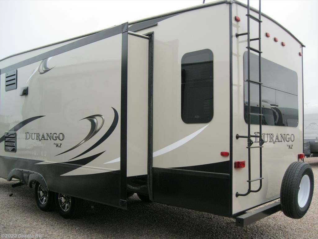 Excellent 2016 KZ RV Durango 2500 D325RLT For Sale In Rapid City