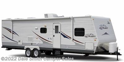 Stock Image for 2008 Jayco Jay Flight G2 23 FB (options and colors may vary)