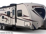 2014  Gulf Stream StreamLite Champagne 29BIK by Gulf Stream from 83 RV, Inc. in Mundelein, Illinois