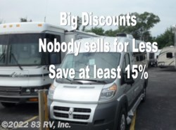 New 2016  Pleasure-Way Lexor TS   15% OFF by Pleasure-Way from 83 RV, Inc. in Mundelein, IL