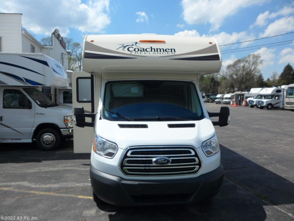 Creative 2017 Coachmen RV Freelander Micro Minnie 20CB For Sale In