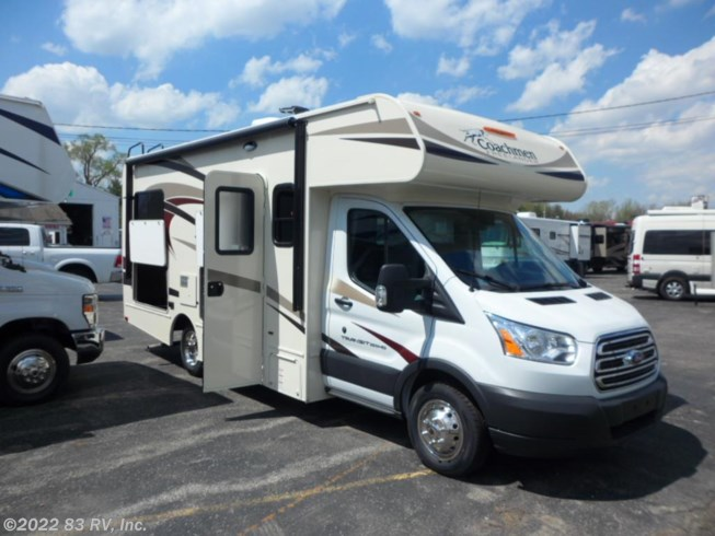 Wonderful 2017 Coachmen RV Freelander Micro Minnie 20CB For Sale In