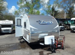 New 2017  Shasta Oasis 30QB by Shasta from 83 RV, Inc. in Mundelein, IL