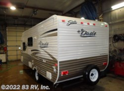 New 2017  Shasta Oasis 18FQ by Shasta from 83 RV, Inc. in Mundelein, Illinois