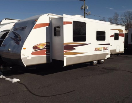 4846f 2008 Crossroads Sunset Trail M29 For Sale In West