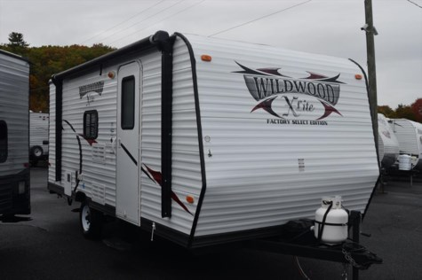 2013 Forest River Wildwood  181BHXL