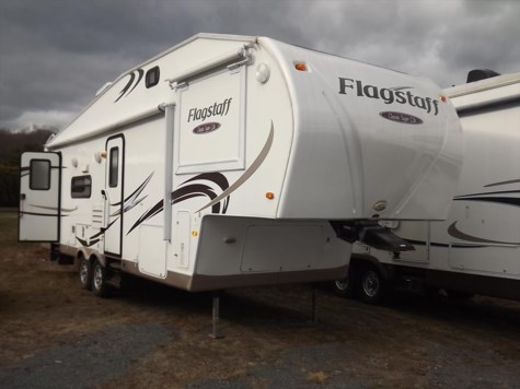 2011 Forest River Flagstaff Super Lite/Classic  8528RLWS