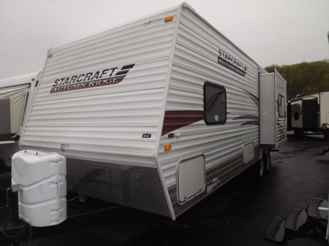 2010 Starcraft Autumn Ridge  246RKS
