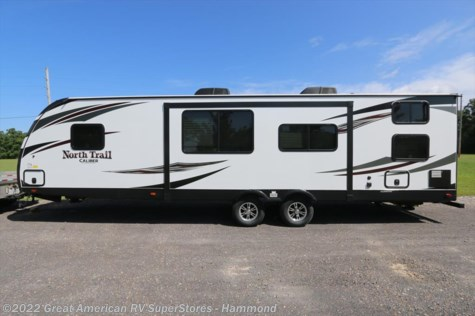 2017 Heartland RV North Trail   31BHDD