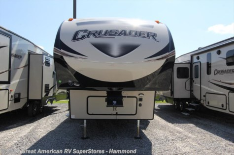 2017 Prime Time Crusader  337QBH