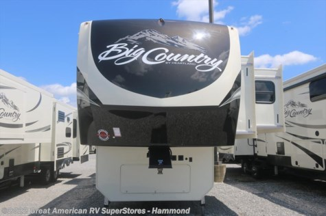 2017 Heartland RV Big Country  3965DSS