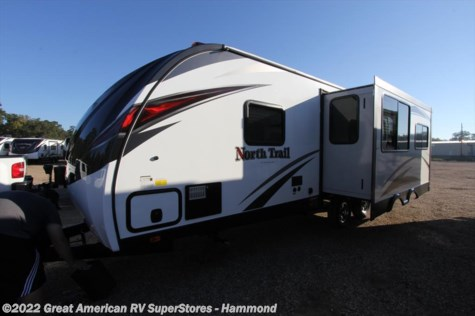 2017 Heartland RV North Trail   26LRSS