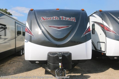 2017 Heartland RV North Trail   26DBSS
