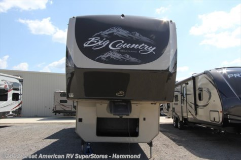 2013 Heartland RV Big Country  3695RE