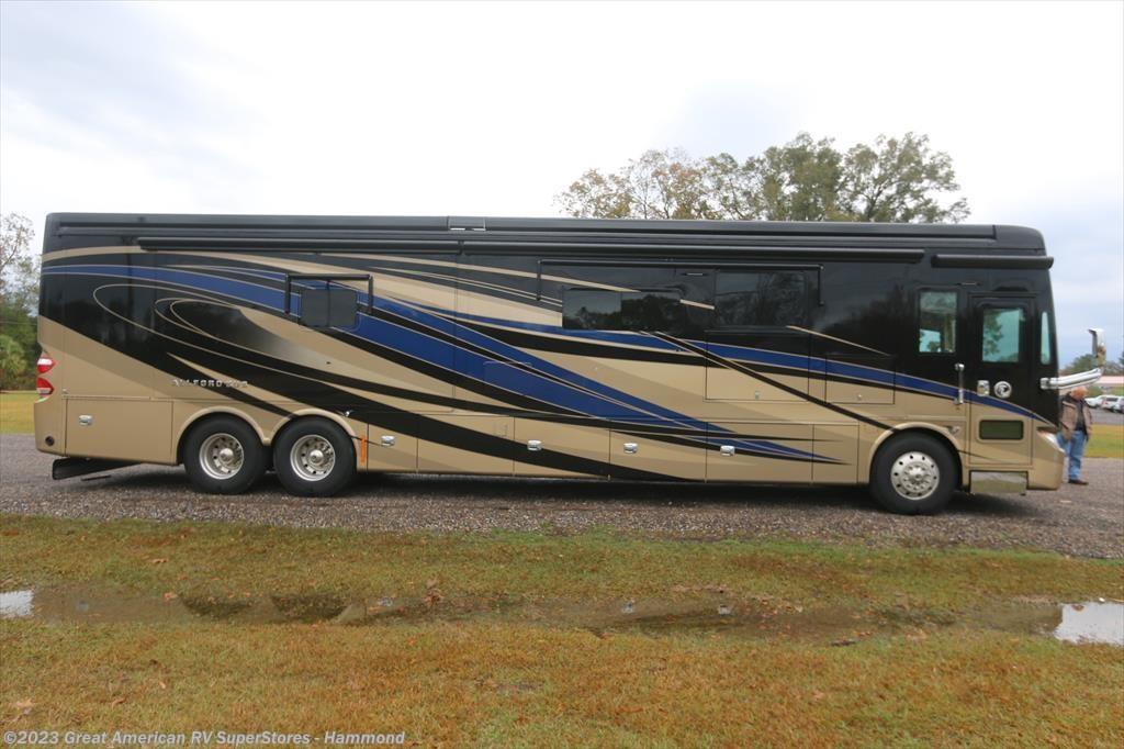 2017 Tiffin Rv Allegro Bus 45op For Sale In Hammond La