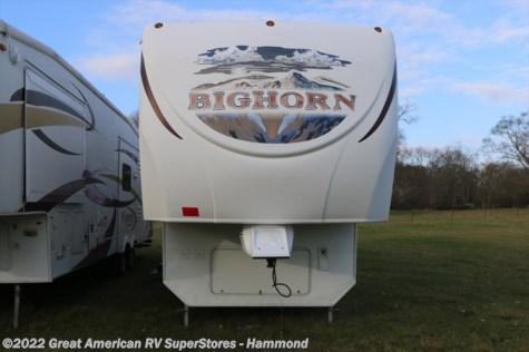 2010 Heartland RV  BIG HORN 3610RE
