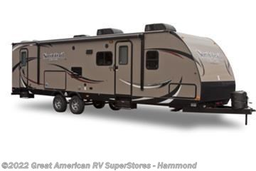2017 Heartland RV North Trail   27RBDS