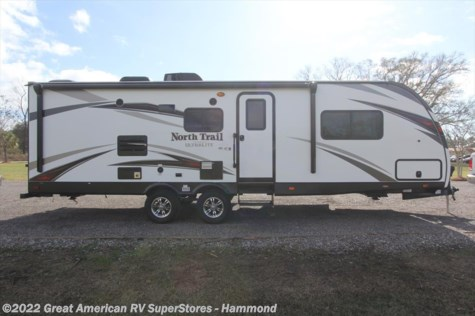 2017 Heartland RV North Trail   26BRLS