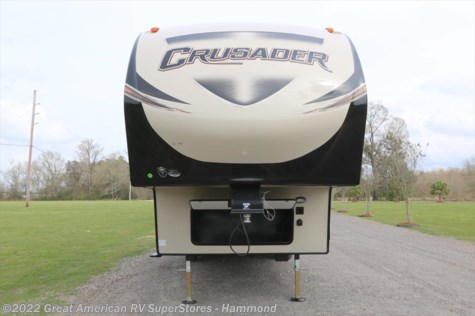 2017 Prime Time Crusader  319RKT