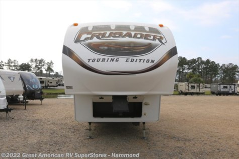 2012 Prime Time Crusader  260RLD