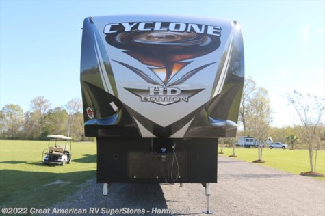 2017 Heartland RV Cyclone  4005