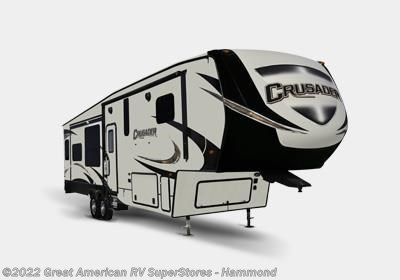 2018 Prime Time Crusader  322RES