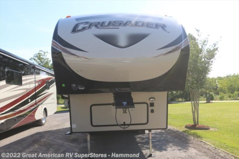 2018 Prime Time Crusader  297RSK