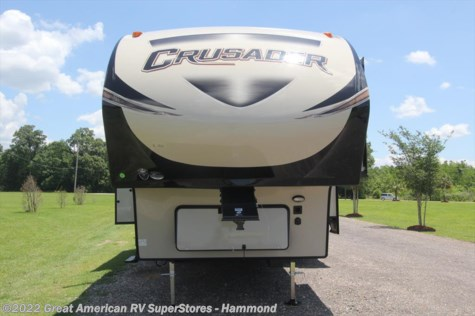 2018 Prime Time Crusader  295RST