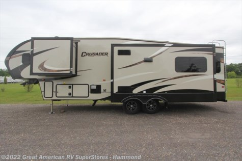 2018 Prime Time Crusader  294RLT