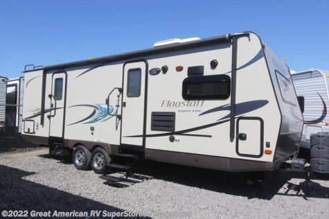 2015 Forest River Flagstaff  26FKWS