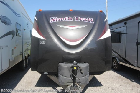 2015 Heartland RV North Trail   23RBS