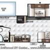 2017 Forest River Rockwood Roo 233S floorplan image