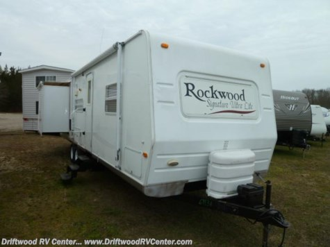 2007 Forest River Rockwood  8318SS