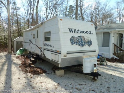2006 Forest River Wildwood  30BHBS