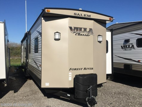 New 2017 Forest River Salem Villa 426-2BLTD For Sale by EZ Living RV available in Braidwood, Illinois