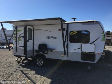 New 2018 Forest River Flagstaff E-Pro E17RK For Sale by EZ Living RV available in Braidwood, Illinois