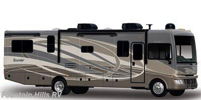 Stock Image for 2015 Fleetwood Bounder 35K (options and colors may vary)