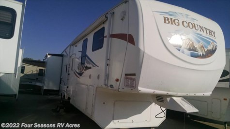 2009 Heartland RV Big Country  3490BHS