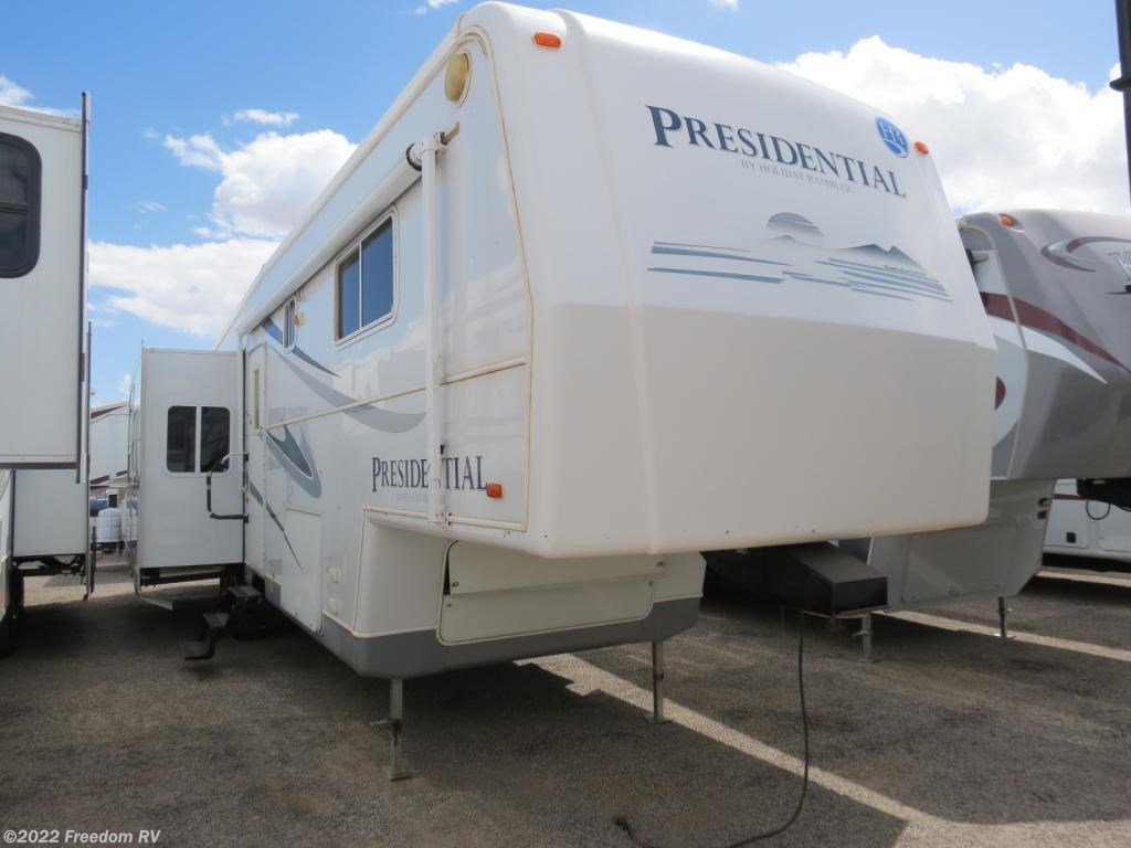 2005 Holiday Rambler Rv Presidential 36rkt For Sale In