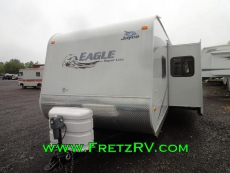 2012 Jayco Eagle Super Lite  Travel Trailer 284BHS