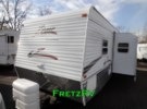 2007 CrossRoads Zinger Travel Trailer 29FB