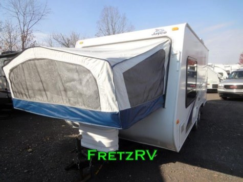 2009 Jayco Jay Feather EXP  19H